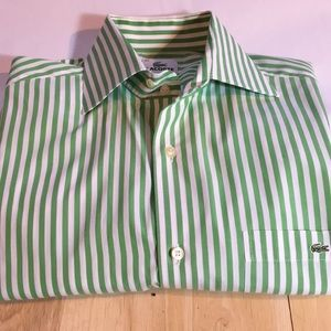LACOSTE Men's long sleeve shirt